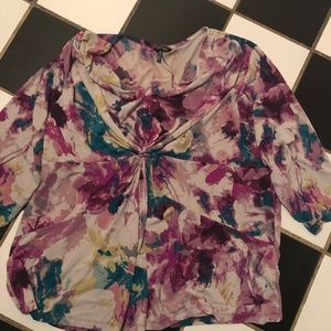 Daisy Fuentes top 2x gently worn- very cute!